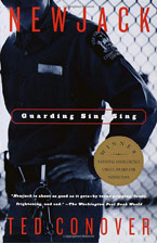 new jack guarding sing sing book review New jack gaurding sing sing  one of these is ted conover's new book, newjack: guarding sing sing  book review: i know why the caged birds sing.